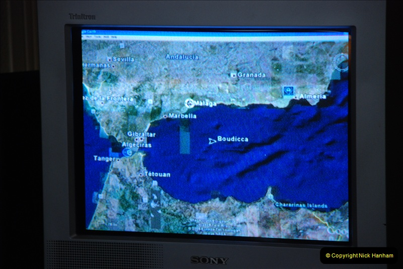 2008-09-16 to 18 Crossing The Bay of Biscay.  (3)064