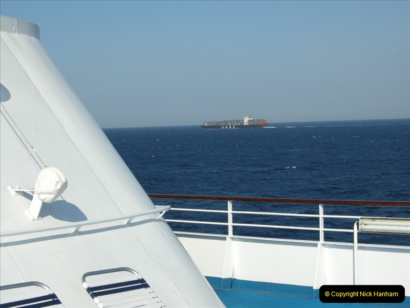 2008-09-16 to 18 Crossing The Bay of Biscay.  (8)069