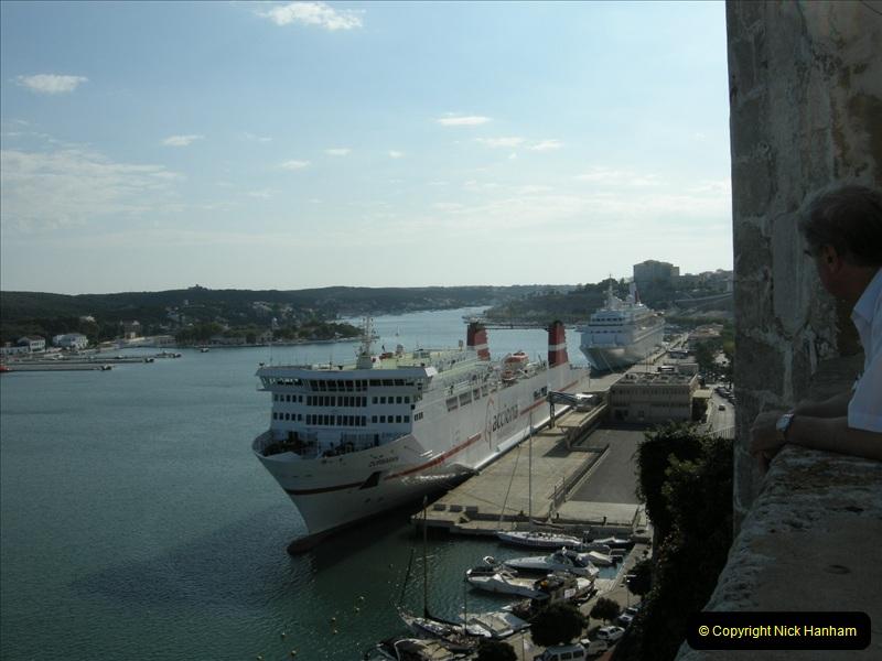 2008-09-20 Mahon, Menorca.  (38)108
