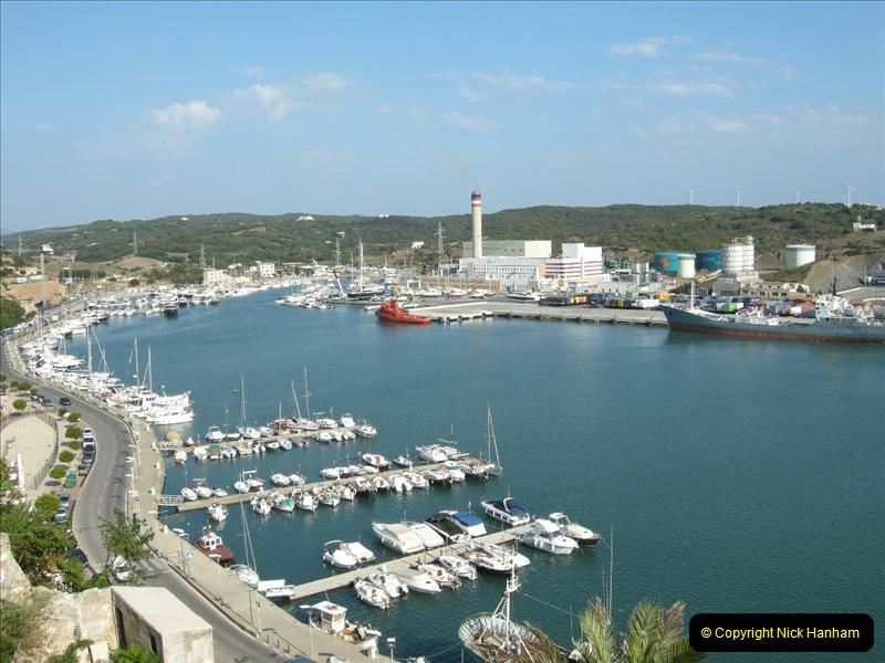 2008-09-20 Mahon, Menorca.  (41)111