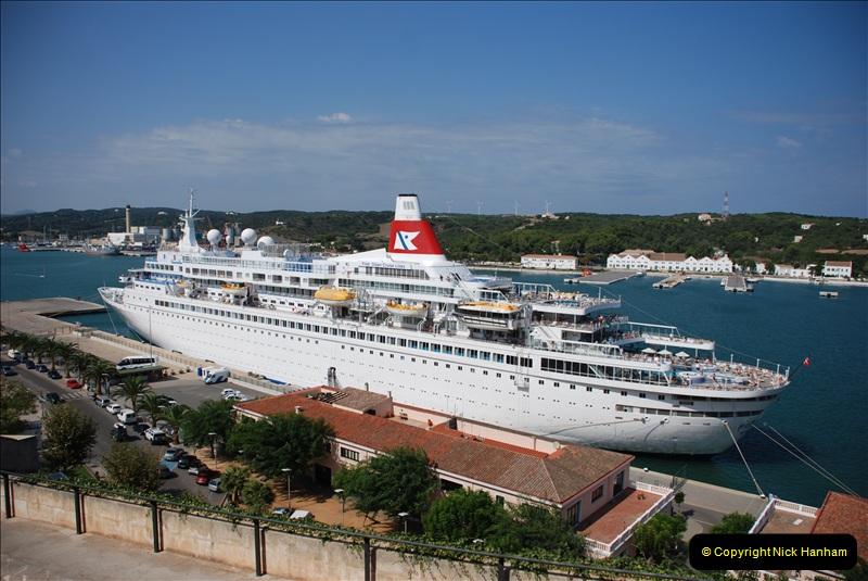 2008-09-20 Mahon, Menorca.  (55)126
