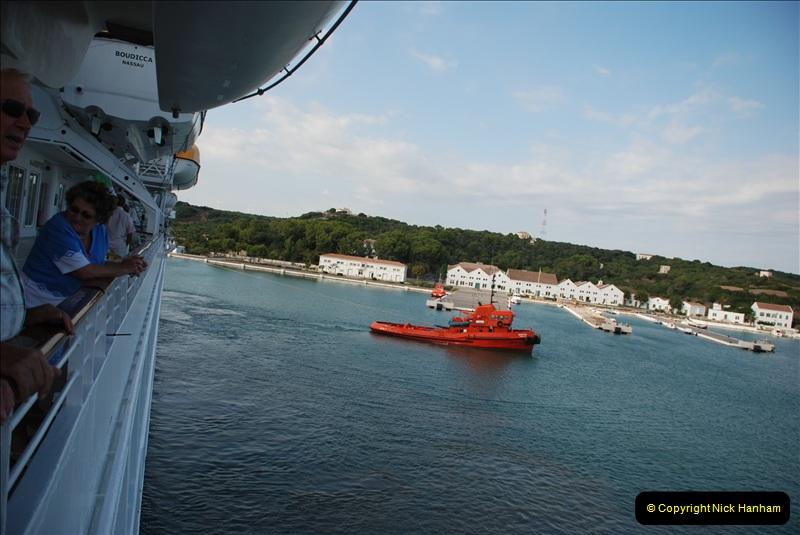 2008-09-20 Mahon, Menorca.  (71)142