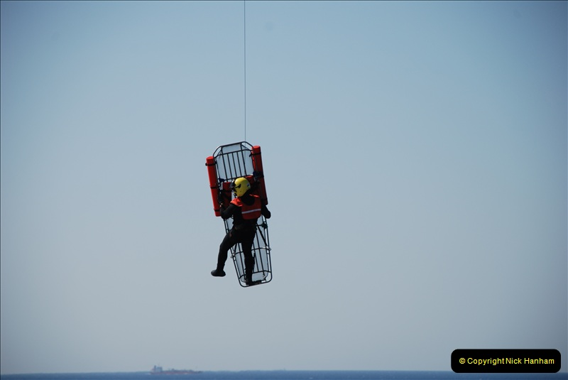 2008-09-29 Air Sea rescue from MV Bodicca for a passenger to Portugal. (16)514