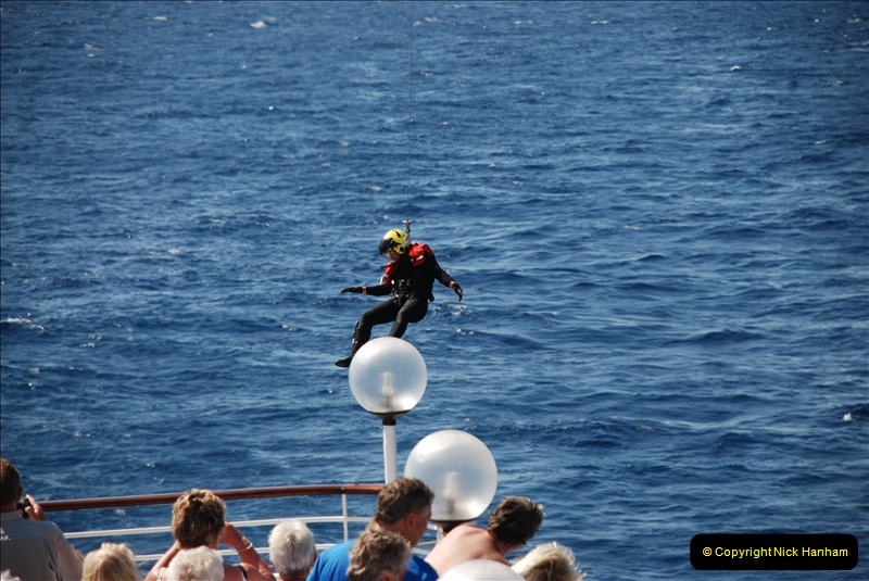 2008-09-29 Air Sea rescue from MV Bodicca for a passenger to Portugal. (30)528
