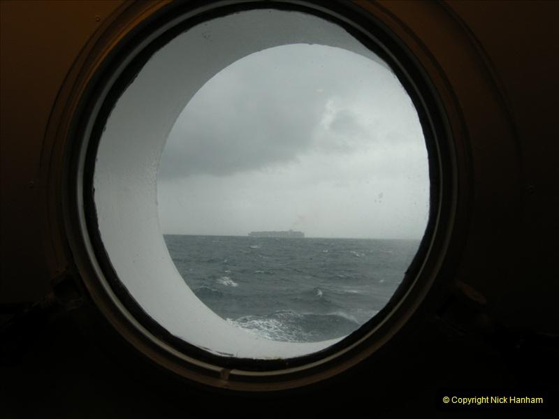 2008-09-30 to 2008-10-01 Cruising back to Southampton, Hampshire.  (30)545