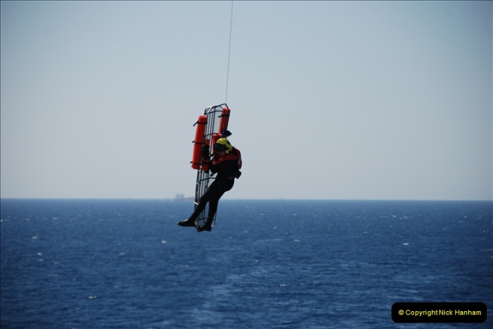 2008-09-29 Air Sea rescue from MV Bodicca for a passenger to Portugal. (17)515