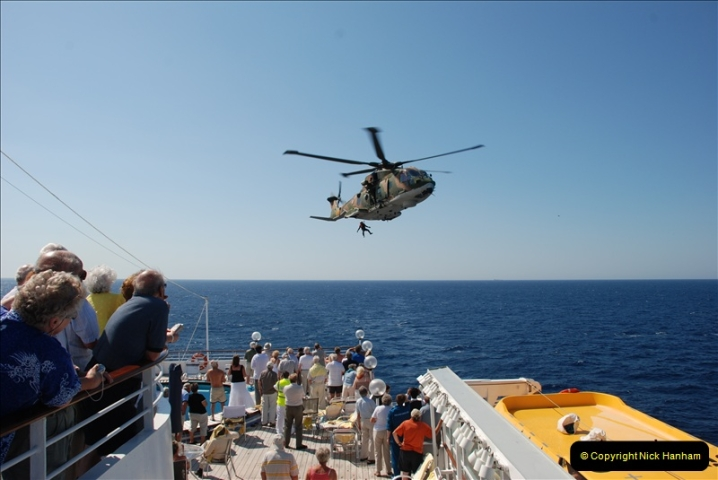 2008-09-29 Air Sea rescue from MV Bodicca for a passenger to Portugal. (27)525