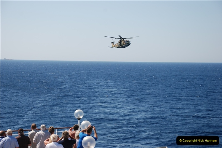 2008-09-29 Air Sea rescue from MV Bodicca for a passenger to Portugal. (8)506