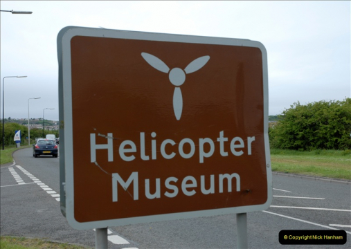 WSM Helicopter Museum 18 May 2011