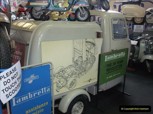 2011-05-18 The Lambretta Museum, Weaton-super-Mare, Somerset  (20)020