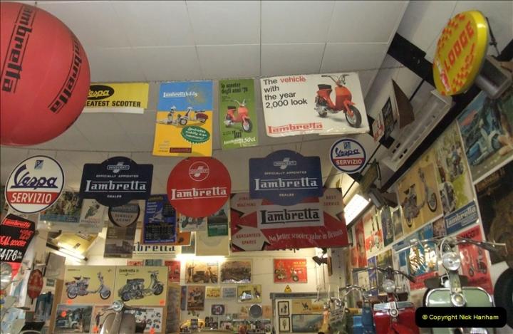 2011-05-18 The Lambretta Museum, Weaton-super-Mare, Somerset  (27)027