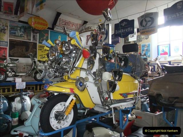 2011-05-18 The Lambretta Museum, Weaton-super-Mare, Somerset  (3)003