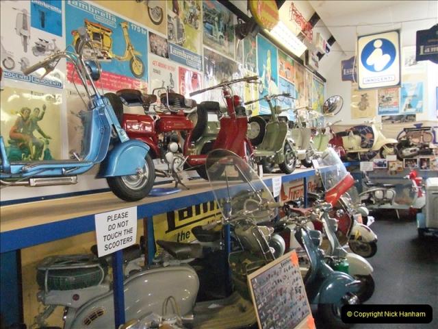 2011-05-18 The Lambretta Museum, Weaton-super-Mare, Somerset  (30)030