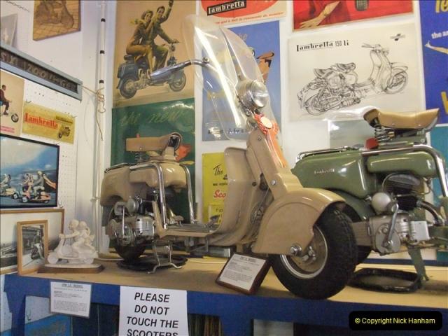 2011-05-18 The Lambretta Museum, Weaton-super-Mare, Somerset  (32)032