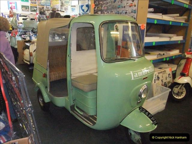 2011-05-18 The Lambretta Museum, Weaton-super-Mare, Somerset  (33)033
