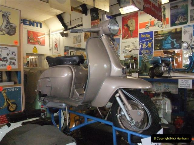 2011-05-18 The Lambretta Museum, Weaton-super-Mare, Somerset  (5)005