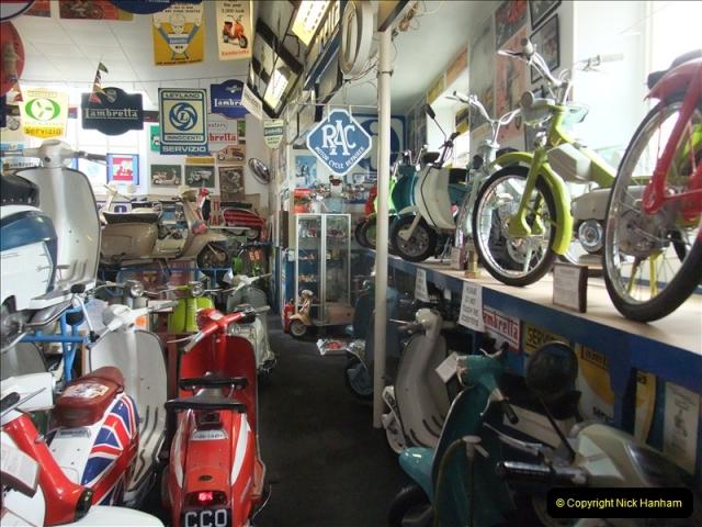 2011-05-18 The Lambretta Museum, Weston-super-Mare, Somerset (36)035