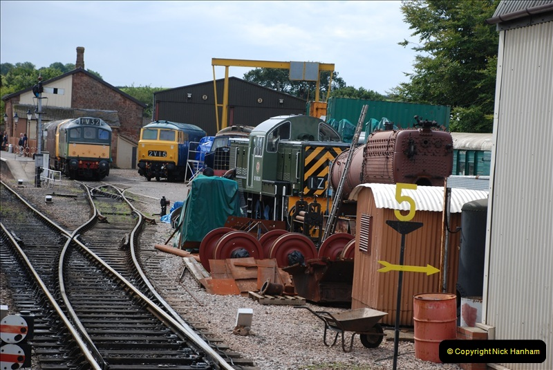 2009-08-20 The West Somerset Railway.  (21)21