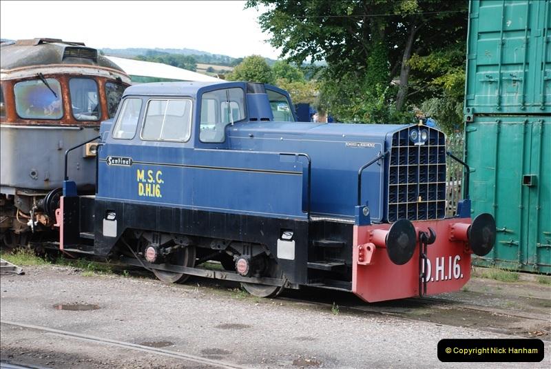 2009-08-20 The West Somerset Railway.  (26)26