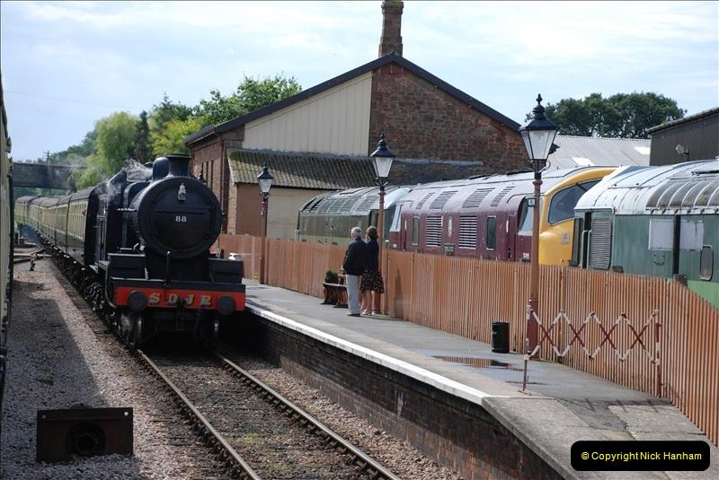 2009-08-20 The West Somerset Railway.  (28)28