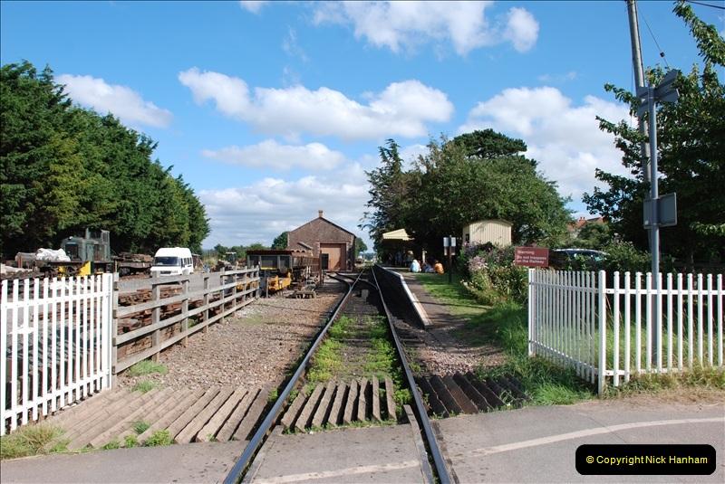 2009-08-20 The West Somerset Railway.  (3)03