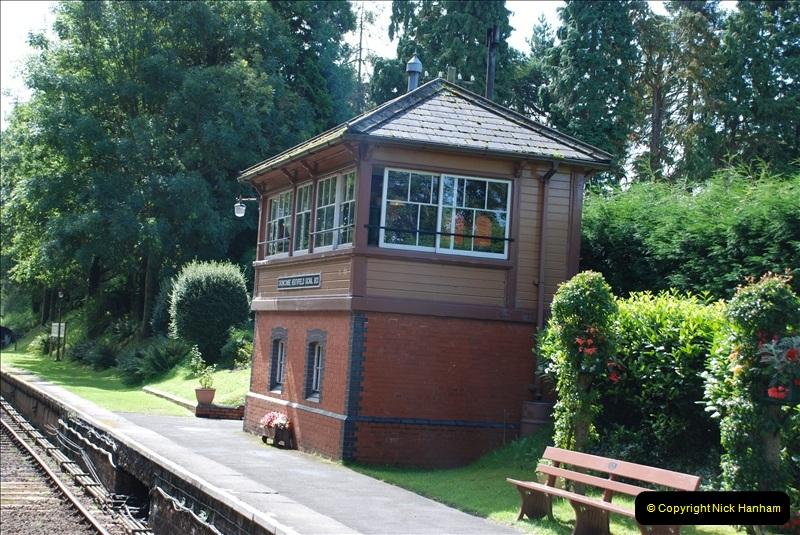 2009-08-20 The West Somerset Railway.  (32)32