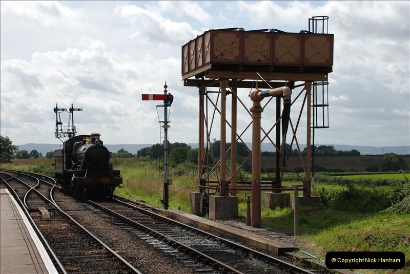 2009-08-20 The West Somerset Railway.  (38)38