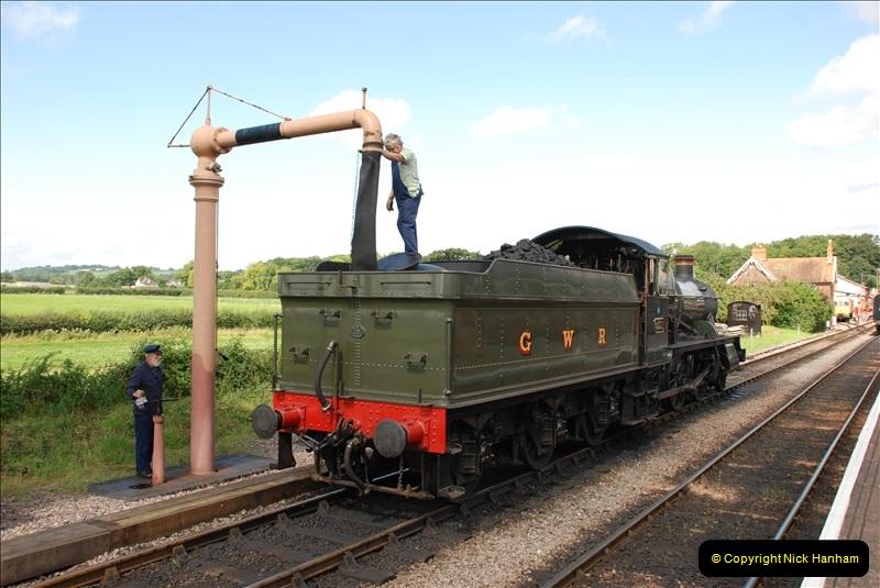 2009-08-20 The West Somerset Railway.  (41)41