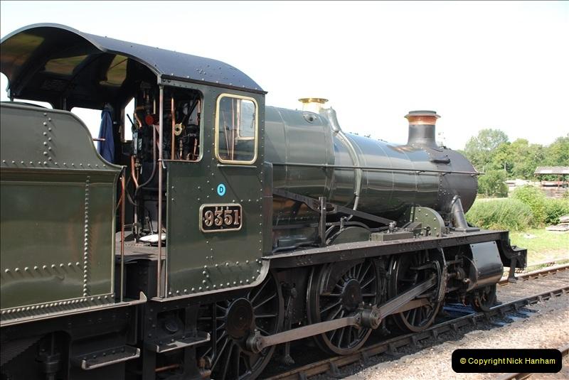 2009-08-20 The West Somerset Railway.  (42)42
