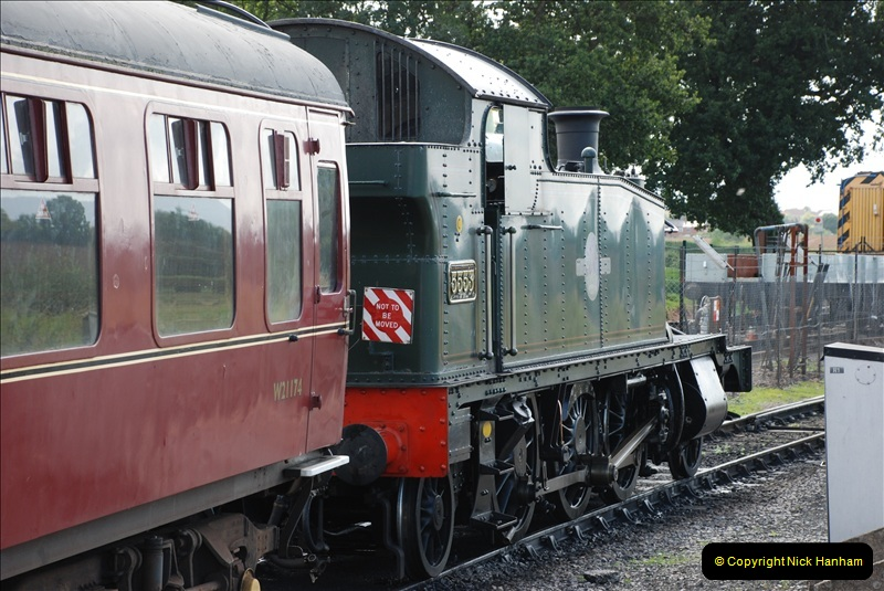 2009-08-20 The West Somerset Railway.  (43)43