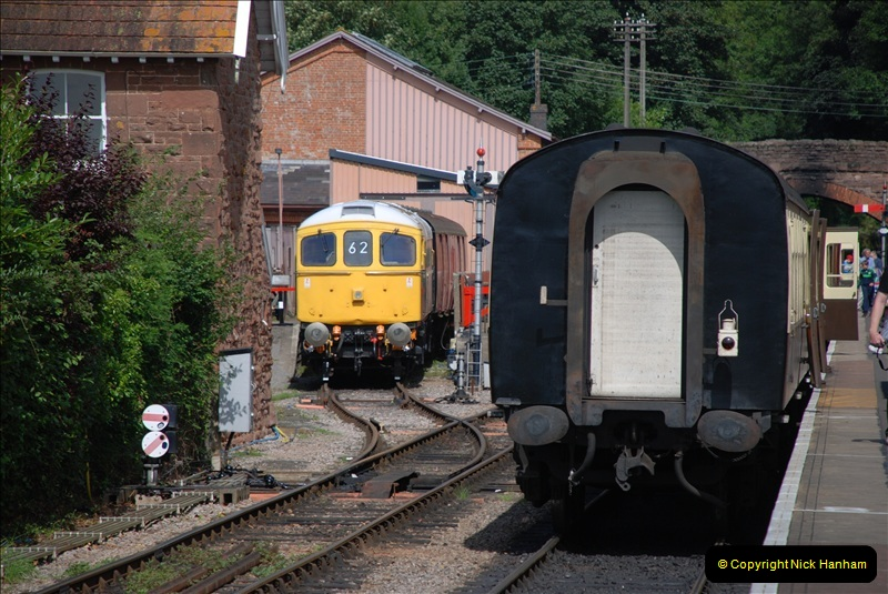 2009-08-20 The West Somerset Railway.  (44)44