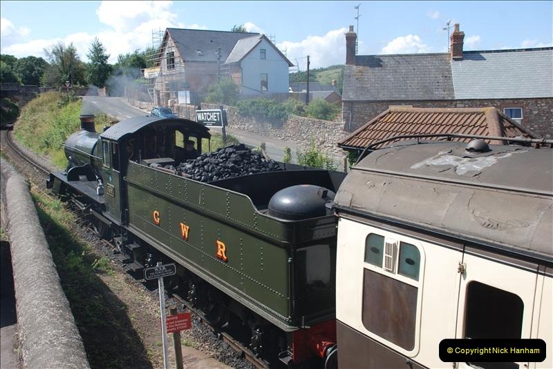 2009-08-20 The West Somerset Railway.  (47)47
