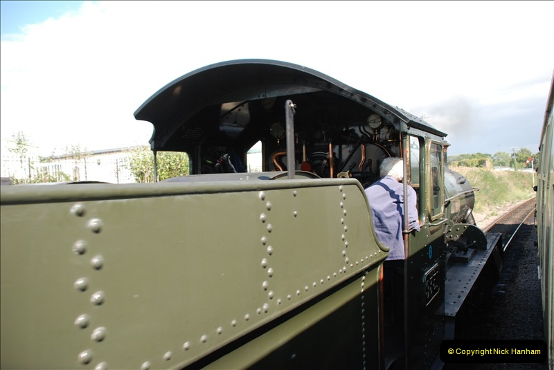 2009-08-20 The West Somerset Railway.  (55)55