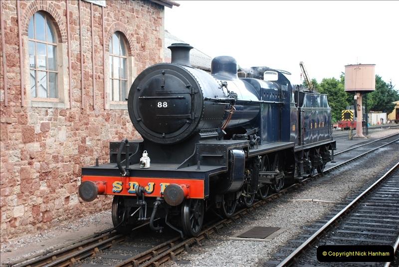 2009-08-20 The West Somerset Railway.  (59)59