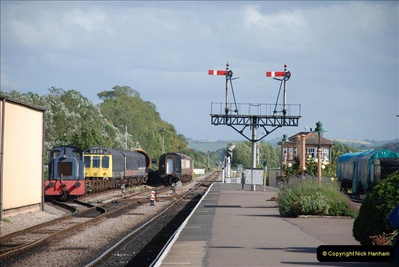 2009-08-20 The West Somerset Railway.  (65)65