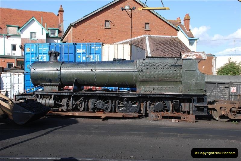 2009-08-20 The West Somerset Railway.  (67)67