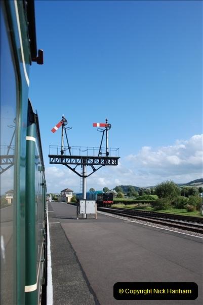 2009-08-20 The West Somerset Railway.  (74)74
