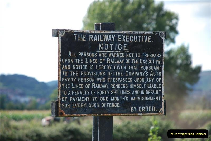 2009-08-20 The West Somerset Railway.  (79)79
