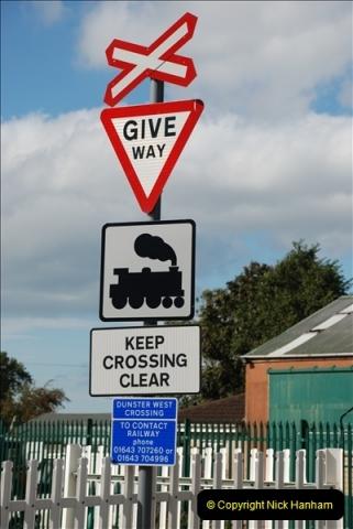 2009-08-20 The West Somerset Railway.  (1)01