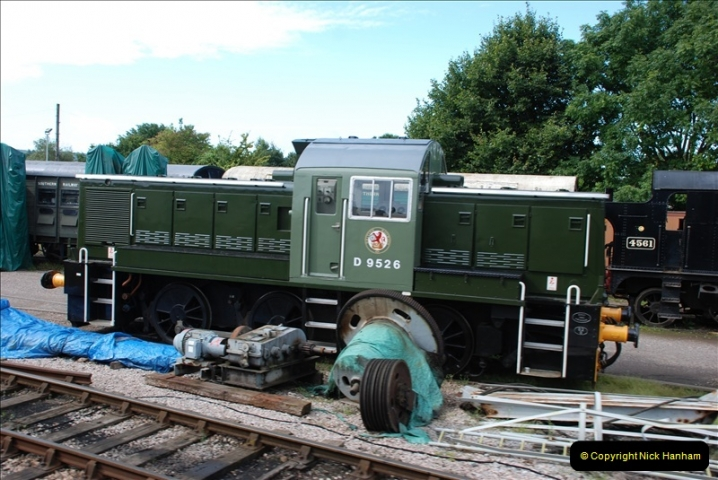 2009-08-20 The West Somerset Railway.  (23)23