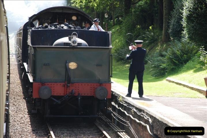 2009-08-20 The West Somerset Railway.  (33)33