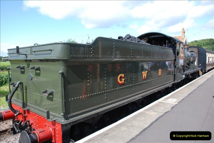 2009-08-20 The West Somerset Railway.  (35)35
