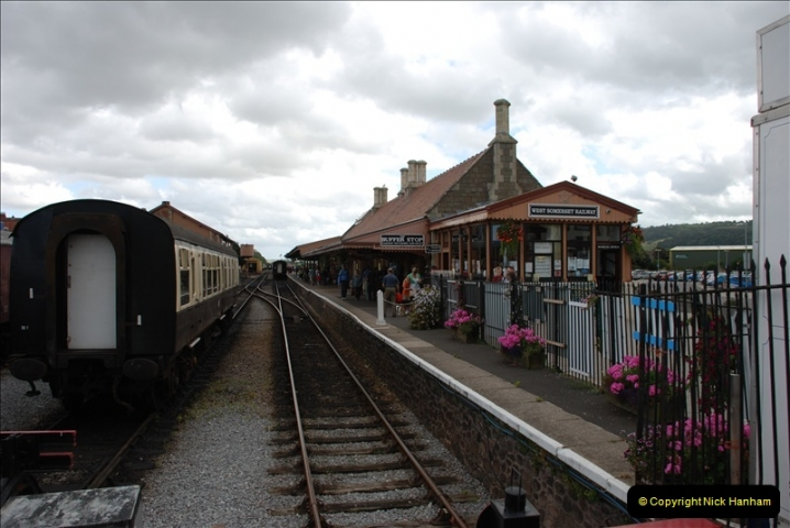 2009-08-20 The West Somerset Railway.  (60)60