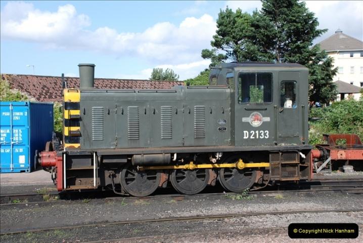 2009-08-20 The West Somerset Railway.  (63)63