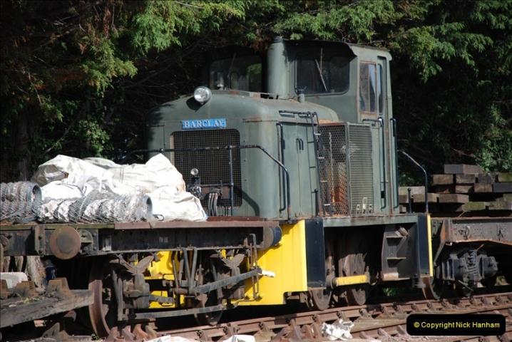 2009-08-20 The West Somerset Railway.  (7)07