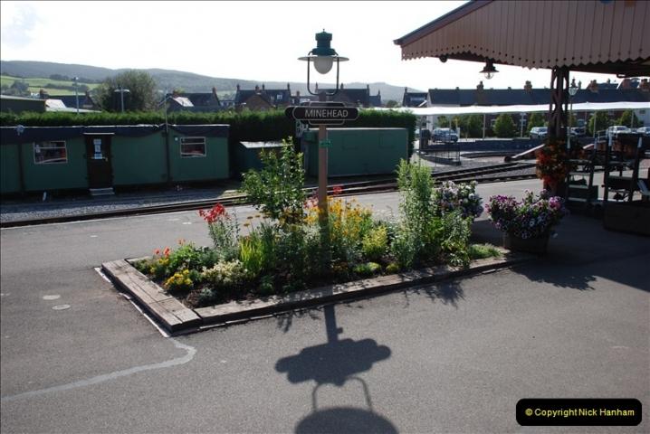 2009-08-20 The West Somerset Railway.  (71)71