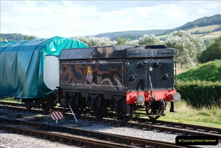 2009-08-20 The West Somerset Railway.  (75)75