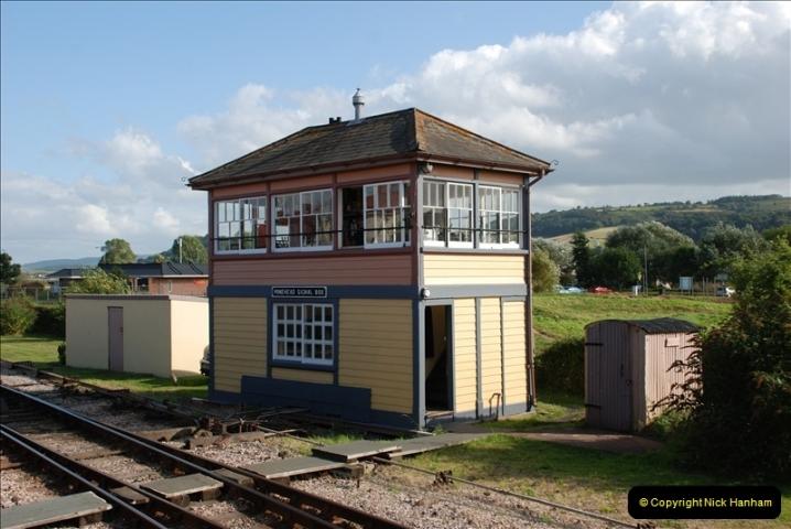 2009-08-20 The West Somerset Railway.  (76)76
