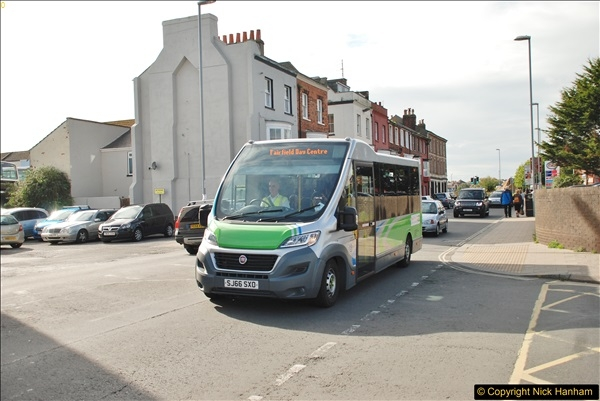 2017-09-22 X54 Bus to Weymouth.  (317)317