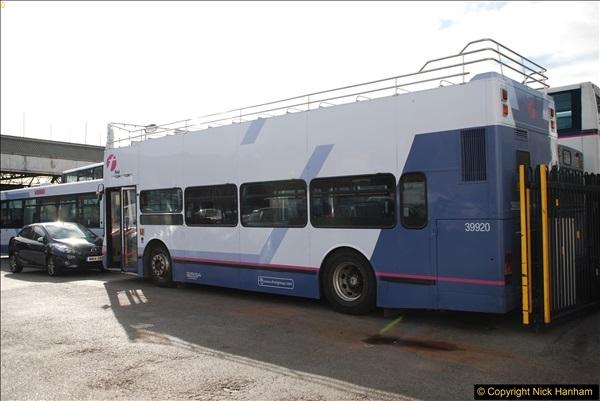 2017-09-22 X54 Bus to Weymouth.  (318)318